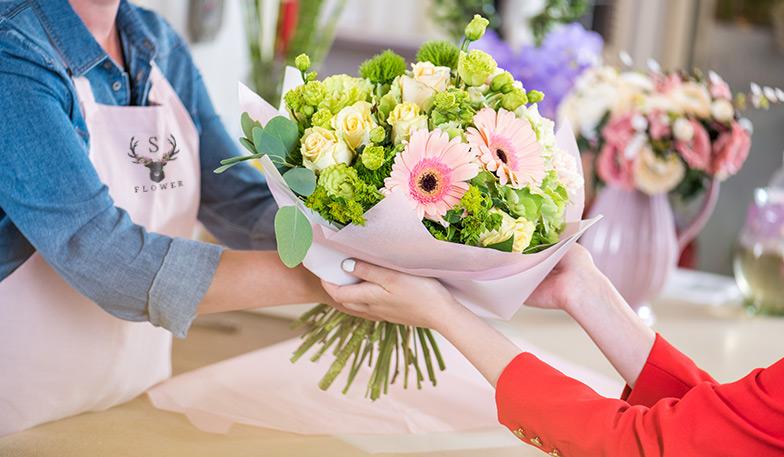 חנות פרחים בחיפה