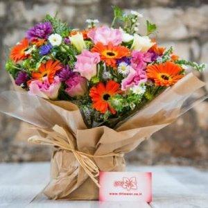 סידור פרחים בילבי