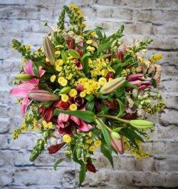 זר פרחים לוצ'יאנו