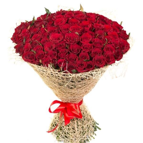 זר פרחים אהבה אינסופית