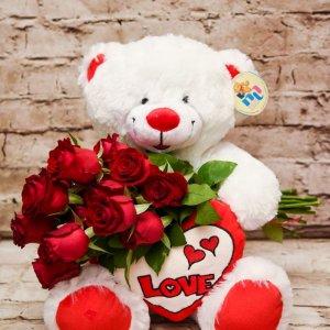 דוב מאוהב