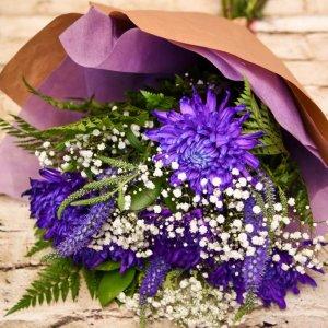 זר פרחים ראמוס