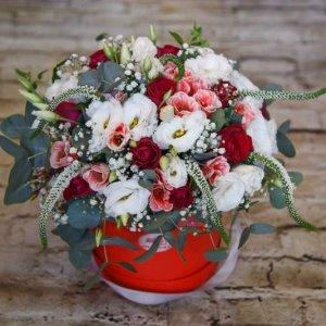 קופסת פרחים קיס