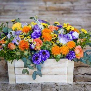 סידור פרחים -  Bloom