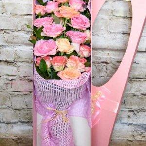 קופסת ורדים Doll Box
