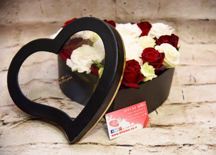 סידור ורדים Lovely
